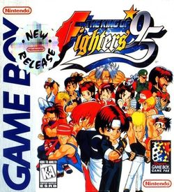 King Of Fighters '95, The ROM