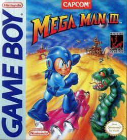 Mega Man III ROM