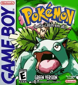 Pokemon Green ROM
