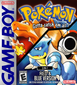 Pokemon Red-Blue 2-in-1 (Unl) ROM