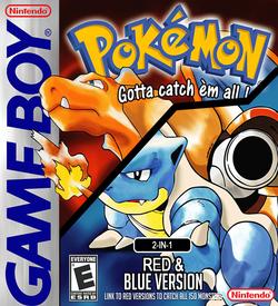 Pokemon Red-Blue 2-in-1 (Unl) ROM
