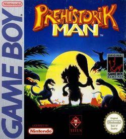 Prehistorik Man ROM