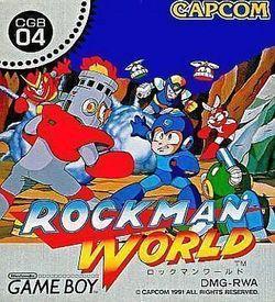 Rockman World 3 ROM