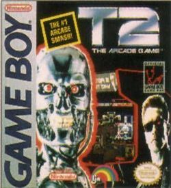 T2 - The Arcade Game ROM