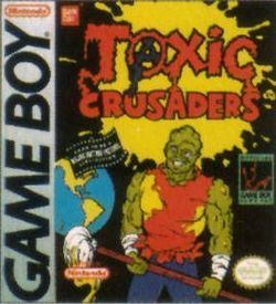 Toxic Crusaders ROM