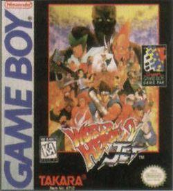 World Heroes 2 Jet ROM