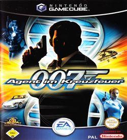 007 Agent Im Kreuzfeuer ROM