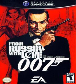 007 From Russia With Love ROM