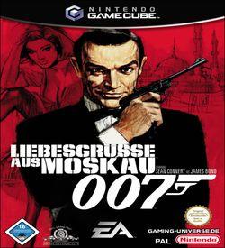 007 Liebesgruesse Aus Moskau ROM