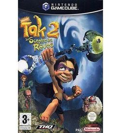 2 Games In 1 Bob L eponge Le Film Tak 2 Le Sceptre Des Reves - Disc #2 ROM