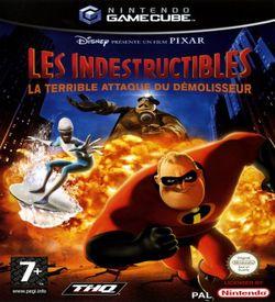 2 Games In 1 Disney Pixar Les Indestructibles Disney Pixar Le Monde De Nemo  - Disc #1 ROM