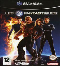 4 Fantastiques Les ROM