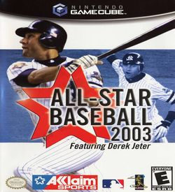 All Star Baseball 2003 Featuring Derek Jeter ROM