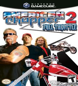 American Chopper 2 Full Throttle ROM