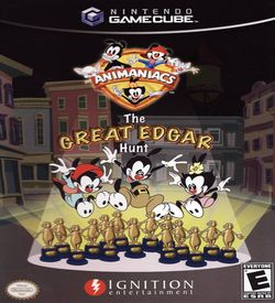 Animaniacs The Great Edgar Hunt ROM