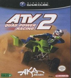 ATV Quad Power Racing 2 ROM
