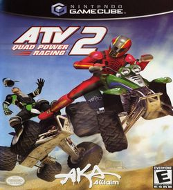 ATV Quad Power Racing 2 ROM