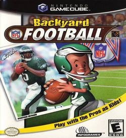 Backyard Football ROM