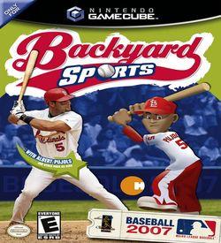 Backyard Sports Baseball 2007 ROM