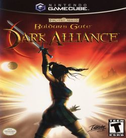 Baldur's Gate Dark Alliance ROM