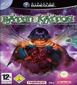 Baten Kaitos Eternal Wings And The Lost Ocean  - Disc #1 ROM
