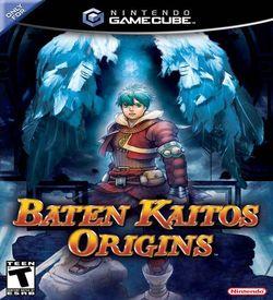 Baten Kaitos Origins  - Disc #2 ROM