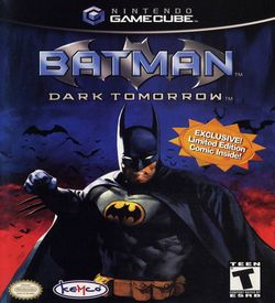 Batman Dark Tomorrow ROM