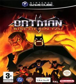 Batman Rise Of Sin Tzu ROM