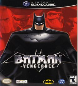 Batman Vengeance ROM