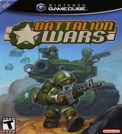 Battalion Wars ROM
