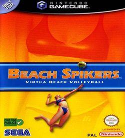 Beach Spikers Virtua Beach Volleyball ROM