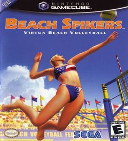 Beach Spikers Virtua Beach Volleyball ROM