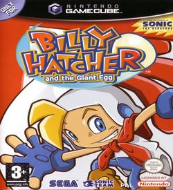Billy Hatcher And The Giant Egg ROM