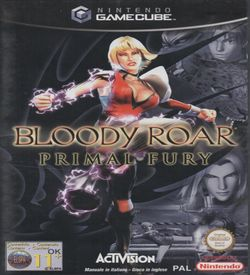 Bloody Roar Primal Fury ROM