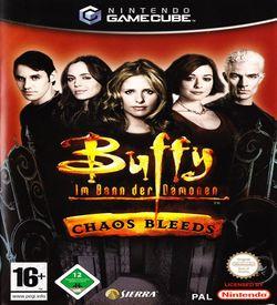 Buffy Im Bann Der Daemonen Chaos Bleeds ROM