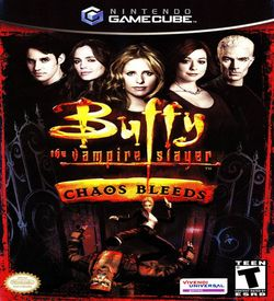 Buffy The Vampire Slayer Chaos Bleeds ROM