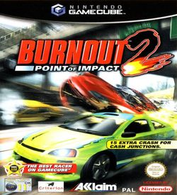 Burnout 2 Point Of Impact ROM