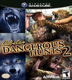 Cabela's Dangerous Hunts 2 ROM