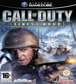 Call Of Duty Finest Hour ROM