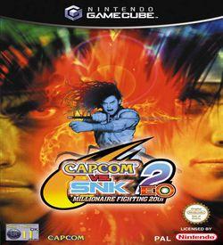 Capcom Vs. SNK 2 EO Millionaire Fighting 2001 ROM