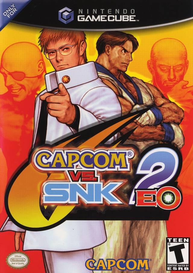 Capcom Vs. SNK 2 EO