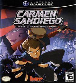 Carmen Sandiego The Secret Of The Stolen Drums ROM