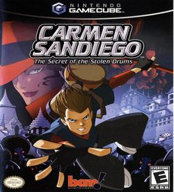 Carmen Sandiego The Secret Of The Stolen Drums ROM