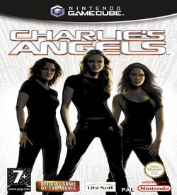 Charlie's Angels ROM