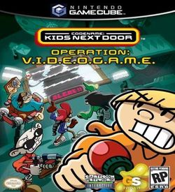 Codename Kids Next Door Operation V.I.D.E.O.G.A.M.E. ROM