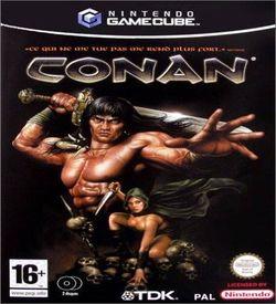 Conan - Disc #1 ROM