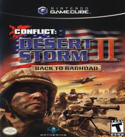 Conflict Desert Storm II Back To Baghdad ROM