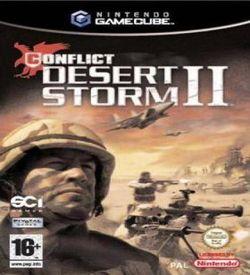 Conflict Desert Storm II ROM