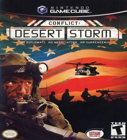 Conflict Desert Storm ROM