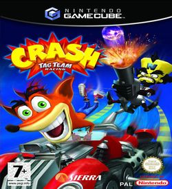 Crash Tag Team Racing ROM